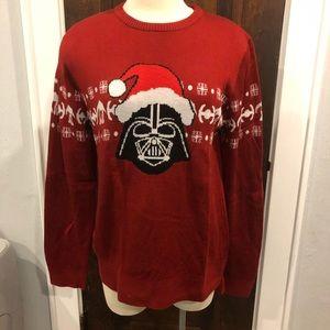 Star Wars Unisex Santa Vader Christmas Sweater